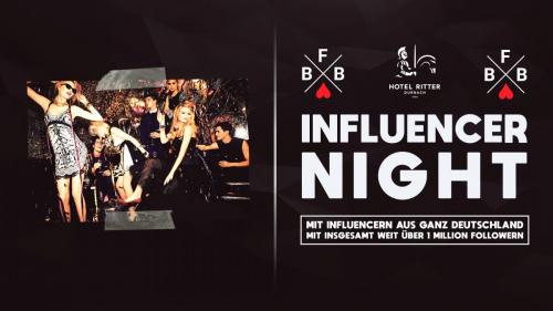 Influencer Night