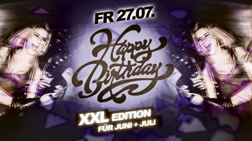 Birthday Party - XXL Edition
